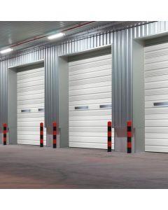 Dock doors 9'x10'