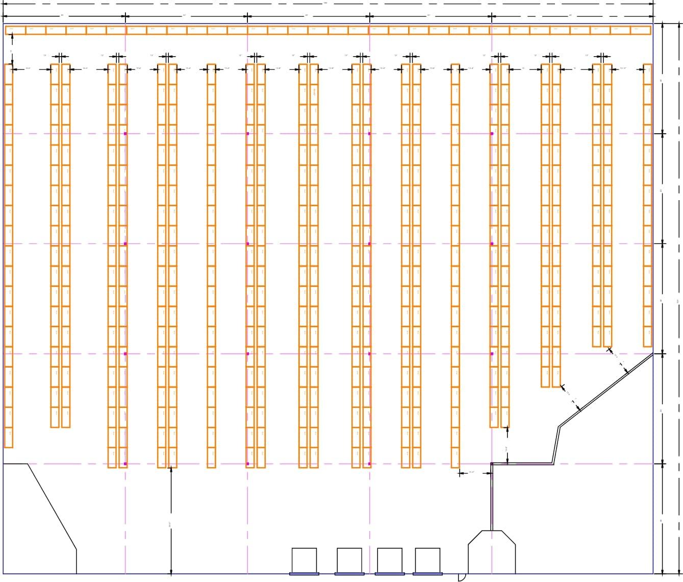 Custom Racks Design and Planning